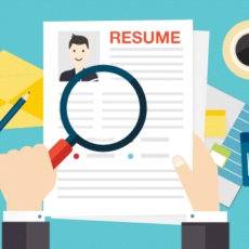 Building a Resume? Do not add THESE
